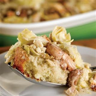 Chicken Artichoke Casserole Recipe
