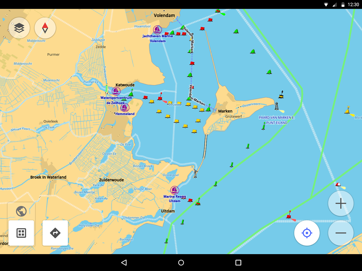 nautical charts — osmand screenshot. nautical charts — osmand  android apps on google play