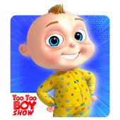 TooToo Boy  Show -  Funny Cartoons for Kids