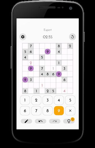 Classic Sudoku Free 1.1.2 screenshots 4