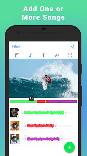 Filmr: Easy Video Editor for Photos, Music, AR 1.196 screenshots n 2