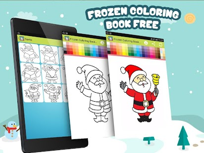 Download Frozen Coloring Book Free For PC Windows And Mac Apk Screenshot 6