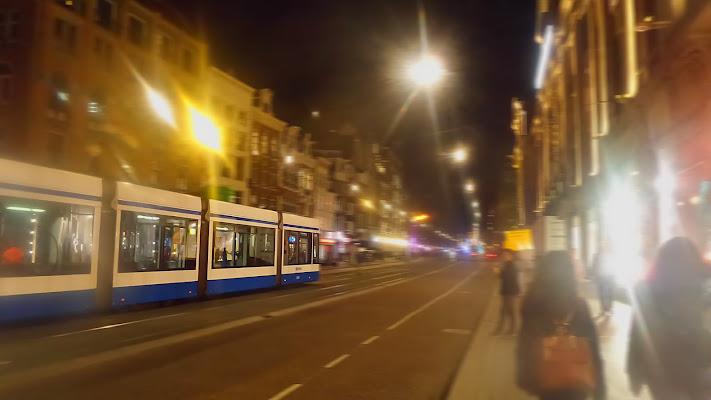 Corsa del Tram Ad Amsterdam di Silvia1990