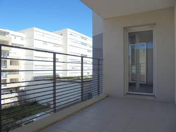 Appartement 2 pièces 45,59 m2