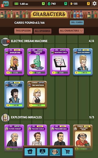 Itu2019s Always Sunny: The Gang Goes Mobile apkpoly screenshots 6