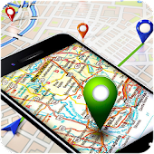 GPS Map Directions & Route Finder - Navigation