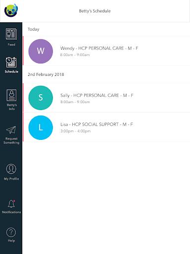 My Support App by integratedliving Australia 1.5.2 screenshots 5
