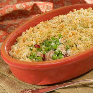 Sweet Pea Autumn Casserole.