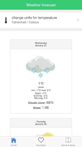 挪威天气预报,引导旅客。|玩天氣App免費|玩APPs
