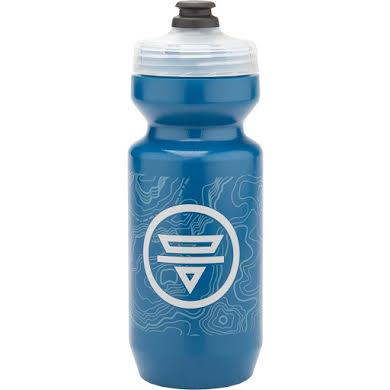 Teravail Purist Water Bottle - Tide, Clear, 22oz