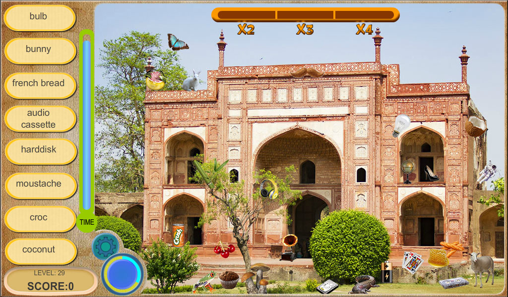 Hidden Object - Mausoleum Free- screenshot