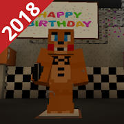 Welcome at Freddy's - Horror map for mcpe