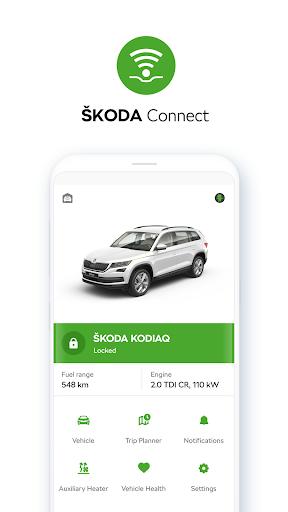u0160KODA Connect  screenshots 1