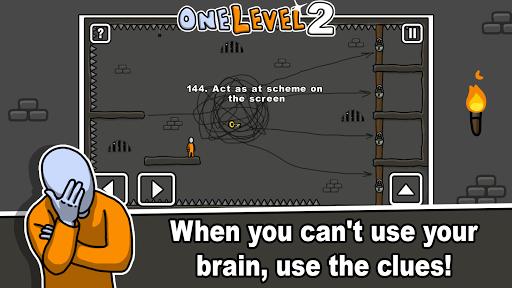 One Level 2: Stickman Jailbreak 1.7.6 screenshots 10