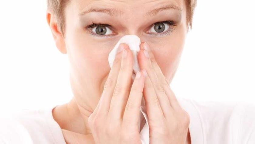 La gripe es muy común en los meses de otoño e invierno.