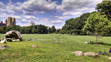 Photo: Sheep Meadow (Central Park)