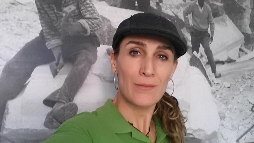 Carmen María Liria, premiada por la Unión de Autónomos.