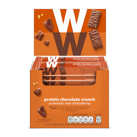 Proteinbar med chokladkrisp - 24-pack
