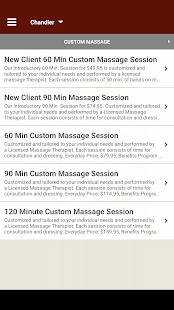 LaVida Massage- screenshot thumbnail