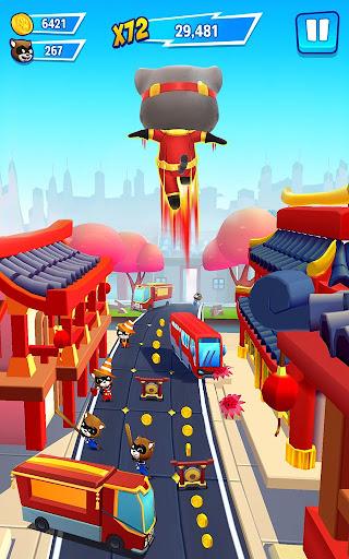Talking Tom Hero Dash - Run Game screenshot 19