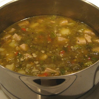 Colorado Style Green Chile