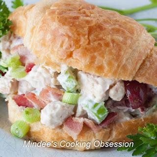 Tasty Chicken Salad Croissants Recipe