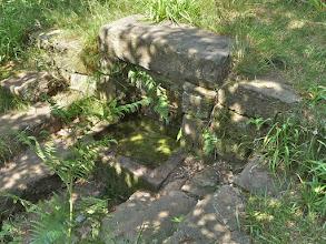 Photo: Fontaine des boeufs
