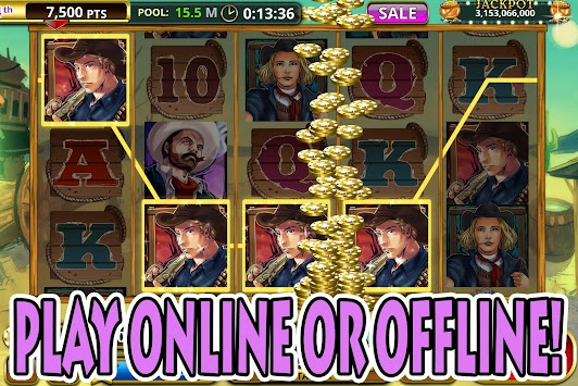Free Slot Machine Games! apk screenshot