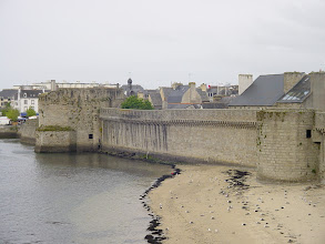 Photo: The famous French military engineer Vauban strengthened the fortifications in the 17th century.