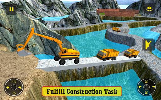 Construction Simulator Heavy Truck Driver 1.1 screenshots 11