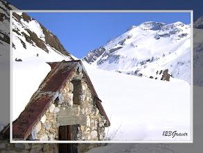 Photo: Grand Chalet et Grande Motte