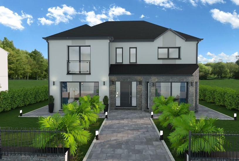 Vente Terrain + Maison - Terrain : 450m² - Maison : 130m² à Roissy-en-France (95700)