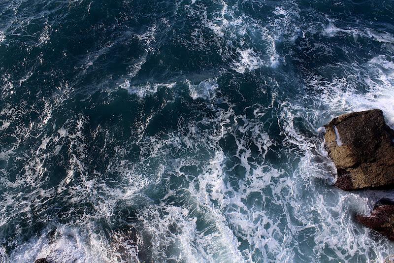 Un tutto dove l'acqua è più blu. di yuna57