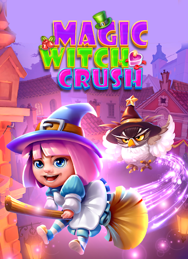 Wizard Crush - screenshot