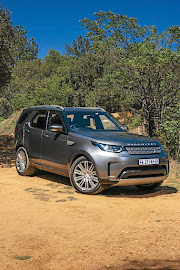 The Land Rover Discovery is a legend reinvented