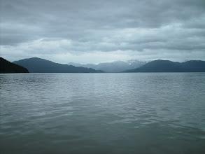 Photo: View toward the Stikine River.