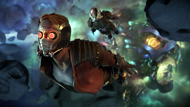 Marvel's Guardians of the Galaxy TTG MOD Apk