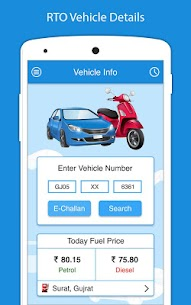 RTO Vehicle Information apk download 6