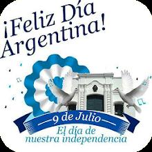¡Feliz día de la Independencia, Argentina! Download on Windows
