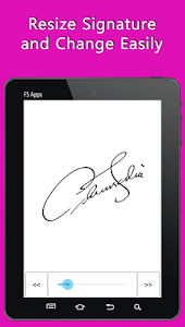 Signature Maker Real screenshot 11