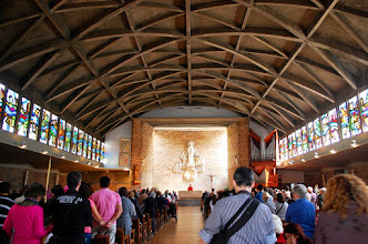 Photo: Parroquia de Sant Pius X (2012)