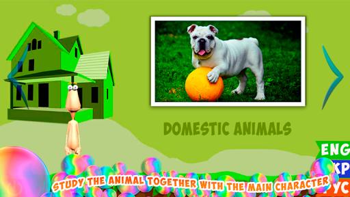 Animal World for Kids Free