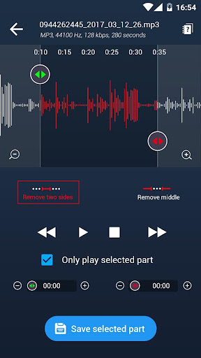 MP3 Cutter Ringtone Maker Pro image | 2