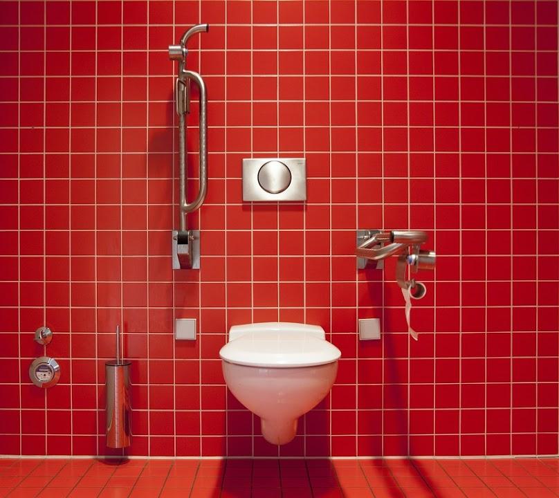 Odnowiona łazienka