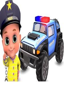 شرطة الاطفال - جميع اللغات - náhled