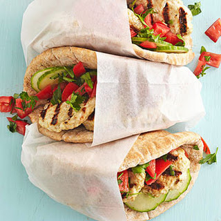 Grilled Turkey Gyros