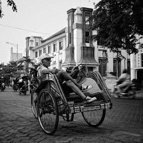 j u r a g a n by Ayah Adit Qunyit - City,  Street & Park  Street Scenes