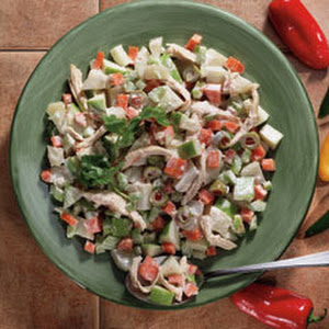 Chicken & Potato Salad