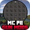 GUN MODS FOR MEPE 5.0 Apk