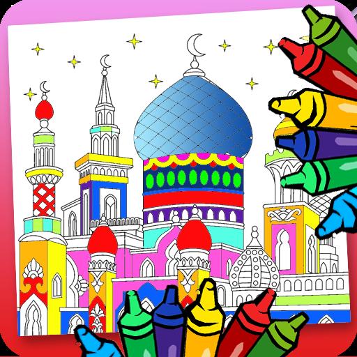 Menggambar Masjid Yang Indah Nusagates